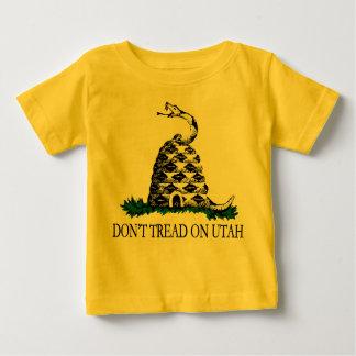 Don't Tread on Utah Baby T-Shirt