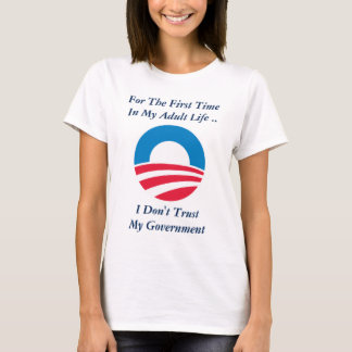 Don't Trust Government T-Shirt