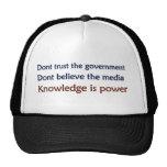 Dont Trust them Trucker Hat