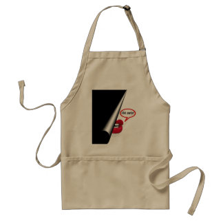 Don't Try This Adult Apron