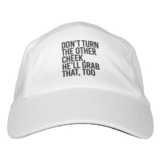DON'T TURN THE OTHER CHEEK - HAT