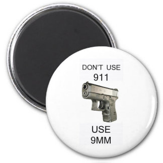 DONT USE 911 MAGNETS