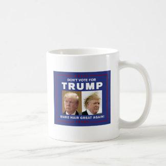 Don't vote for Trump Coffee Mug