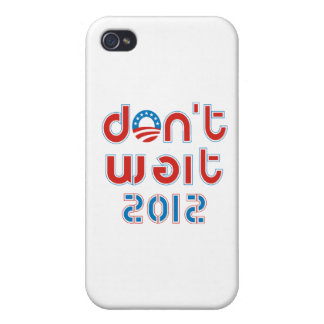 Don't Wait 2012 Covers For iPhone 4