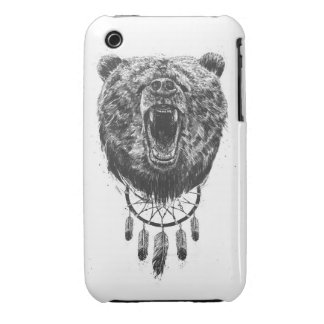 Don't wake the bear Case-Mate iPhone 3 case