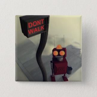 Don't Walk Button