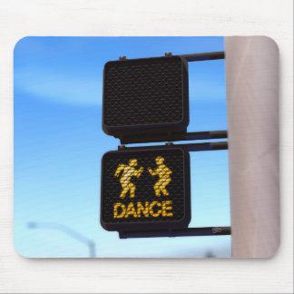 """DON'T WALK ... DANCE"" MOUSE PAD"