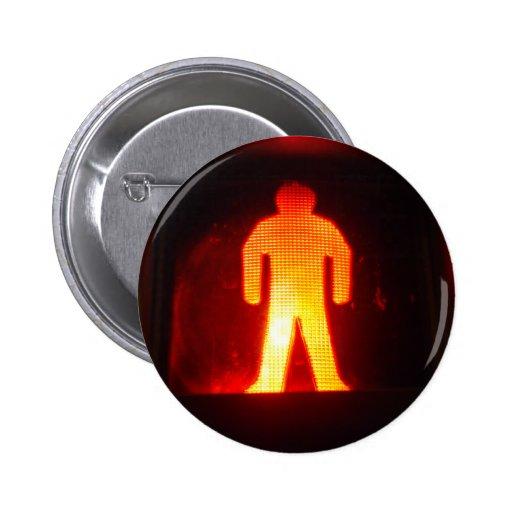 Dont Walk round button