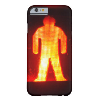 Dont Walk Street Sign Barely There iPhone 6 Case