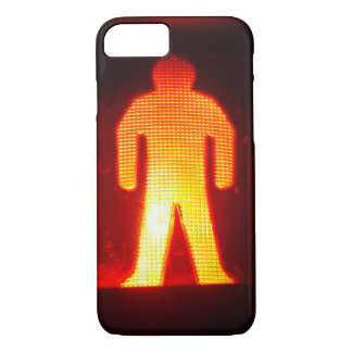 Dont Walk Street Sign iPhone 7 Case