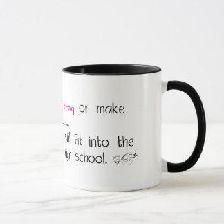 Don't Want to Brag Mug