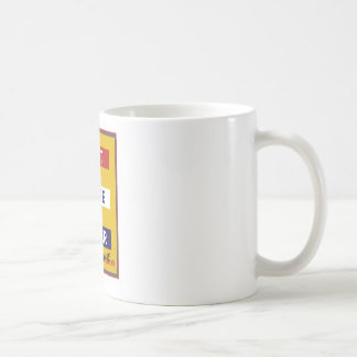 DON'T WASTE WATER COFFEE MUG