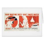 Don't Waste Water Kitchen WPA