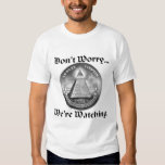 Don't Worry All-Seeing-Eye T-shirt