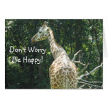 Don't Worry...Be Happy! Greeting Cards