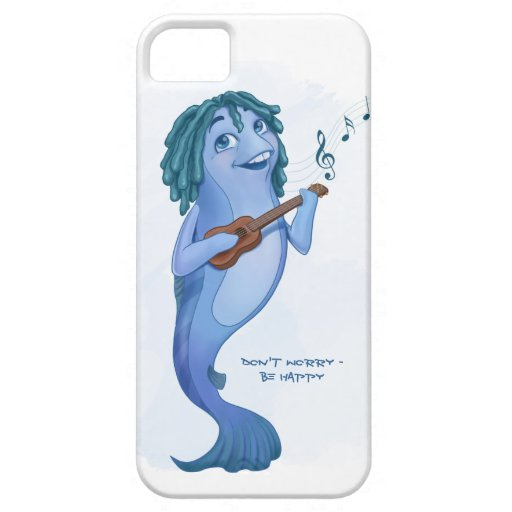 Don't worry - be happy iPhone 5 case