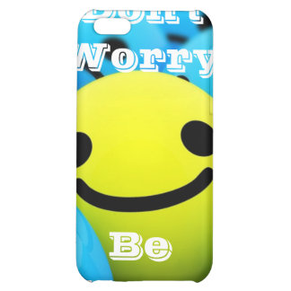 Don't Worry Be Happy iPhone 5C Covers