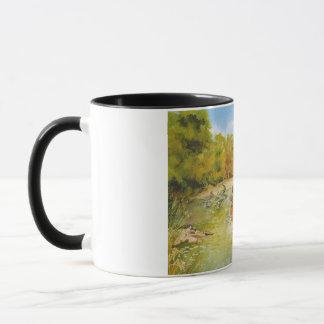 dont worry be happy mug