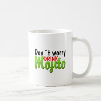 Dont Worry Coffee Mug