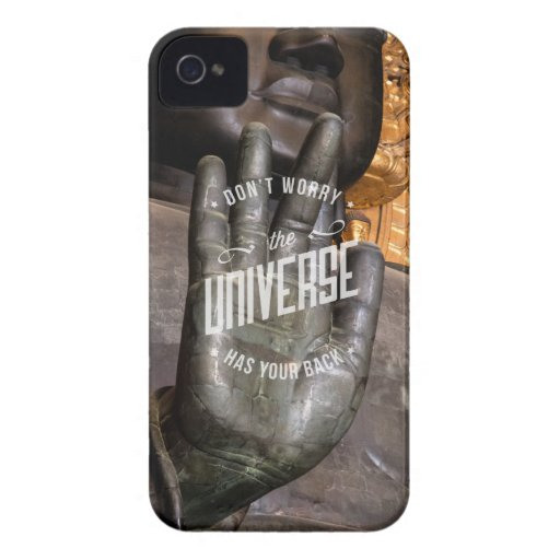 Don't Worry Inspirational iPhone 4/4S Case