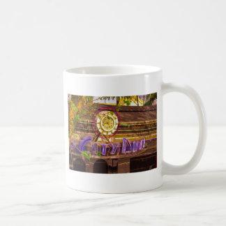 Don't Worry Keyring Coffee Mug