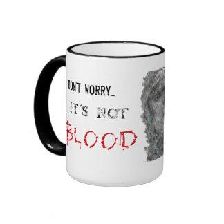 Don't Worry... Ringer Mug