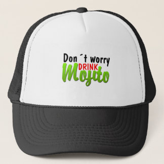 Dont Worry Trucker Hat