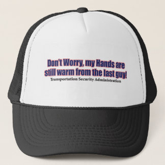 Don't-Worry Trucker Hat