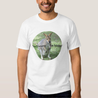 Don't worry Wallaby Shirt