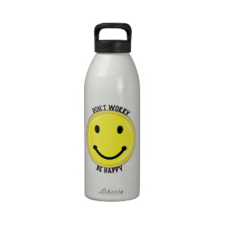 Dont Worry Water Bottle