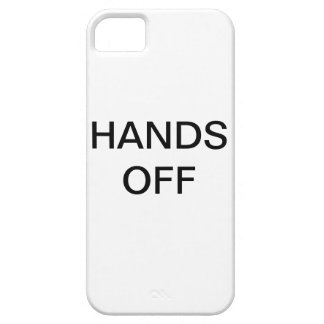 DON'T YOU HATE WHEN PEOPLE JUST GRAB YOUR STUFF iPhone 5 COVERS
