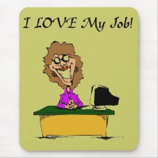 Don't You? Mouse Pad