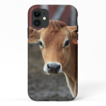Don't you think I'm Pretty Jersey Cow iPhone 11 Case