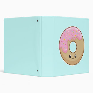 Donut 3 Ring Binder
