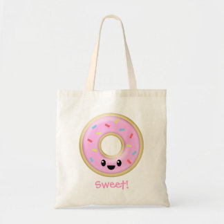 Donut Budget Tote Budget Tote Bag