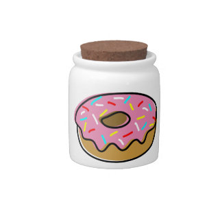 Donut Candy Dish