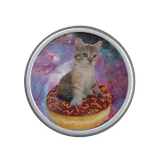 Donut cat-cat space-kitty-cute cats-pet-feline speaker