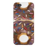 donut design iPhone 5/5S covers