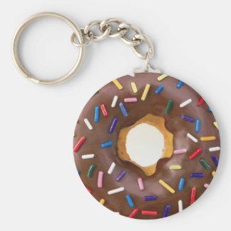 donut design keychains