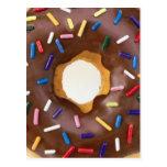 donut design postcards