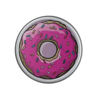 donut design speaker