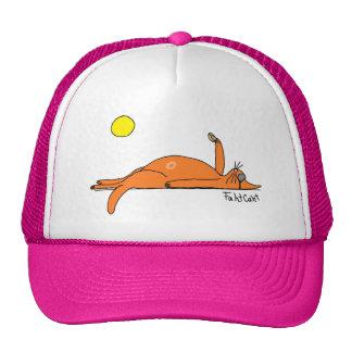 Donut FahtCaht Hat