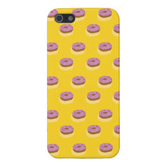 Donut Fashion iPhone 5/5S Cover