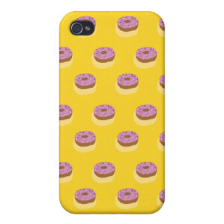 Donut Fashion iPhone 4 Cover