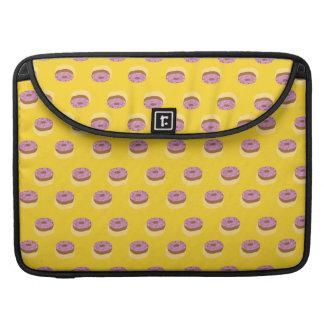 Donut Fashion MacBook Pro Sleeves