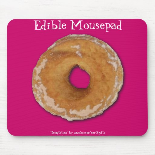 DONUT FUN Collection Mouse Pad