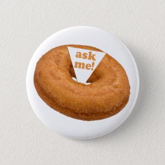 Donut Humor custom button