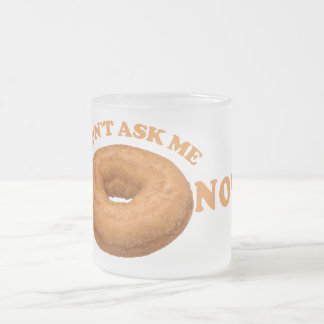 Donut Humor mugs – choose style, color