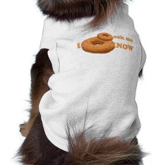 Donut Humor pet clothing