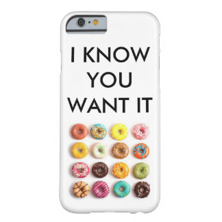 Donut iphone 6 case